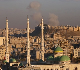 Syrian Army Captures Aleppo Old City: Observatory for Human Rights