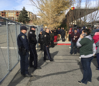 Campus Police Officer Shoots Teen at Nevada High School