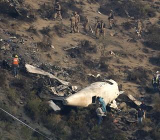 Investigators Search Plane Crash Wreckage in Pakistan