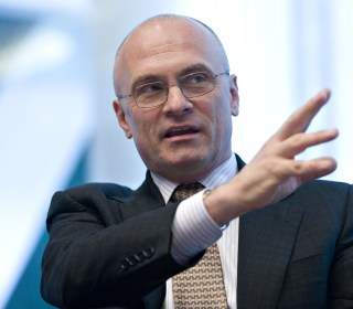 Trump to Tap Fast-Food Executive Andy Puzder for Labor Secretary