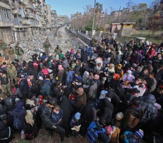 Aleppo: Hundreds of Syrian Men Feared Missing After Rebel Defeats: U.N.