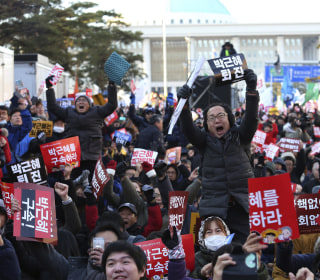 South Korean President Park Stripped of Her Powers After Impeachment Vote