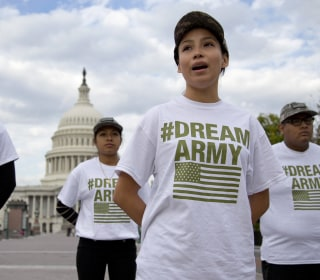 Is Trump Softening on Young Immigrants? Senators Hope So, Offer Bill