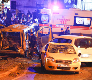 Turkish Minister: 29 Dead, 166 Wounded in Twin Istanbul Bombings