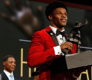 Louisville QB Lamar Jackson Wins 2016 Heisman Trophy