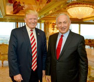 Trump, Netanyahu Have 'Very Warm' Conversation, Don't Discuss Embassy Move