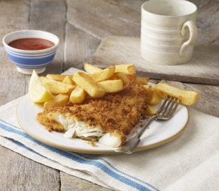 Climate Change May Force Brits to Replace Fish and Chips With Squid