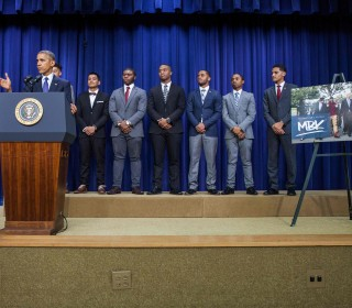 College Freshman Recounts Impact of Obama's My Brother's Keeper Program