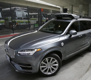 Millions of Professional Drivers Will Be Replaced by Self-Driving Vehicles