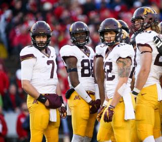 University of Minnesota Football Players Boycott Activities After Sexual Assault Suspensions