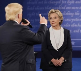 Why Trump Probably Wishes Hillary Clinton Was Still Around
