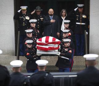 Mourners Remember Beloved Astronaut John Glenn