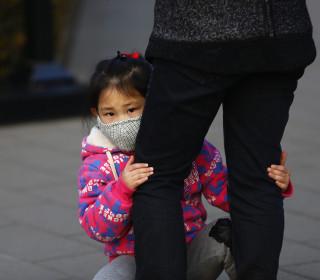 Heavy Smog Hits North China