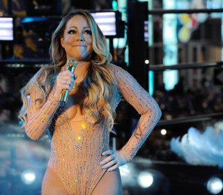 Mariah Carey Shakes off New Year's Eve Lip-Sync Meltdown: 'S*** Happens'