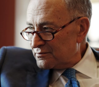 Chuck Schumer: Democrats 'Possibly' Can Derail Trump's Nominees