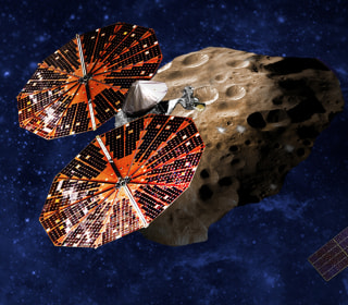 NASA Unveils 2 New Missions to Study Truly Strange Asteroids
