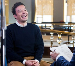Jimmy Fallon's Golden Globes Target? Host Talks to TODAY About the Big Night