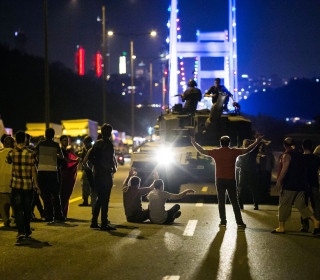 Two Officers Sentenced to Life in Prison in 1st Turkey Coup Convictions