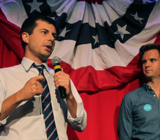 Two Former DNC Chairs Back Underdog Buttigieg in Party Leadership Race