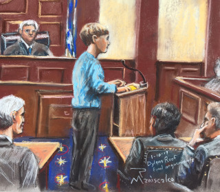 Charleston Massacre Trial Concludes With Dylann Roof Saying 'I Had to Do It'