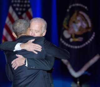 American Bromance: Obama and Biden Through the Years