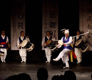 Rooted in Korean Folk Music Tradition, Samulnori Finds a Home in the 21st Century