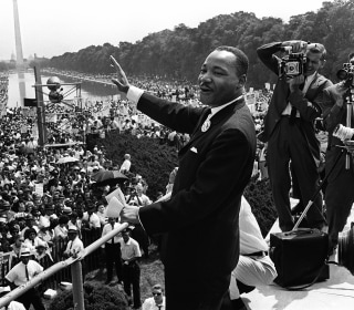 LGBTQ Community Pays Tribute to Martin Luther King Jr.