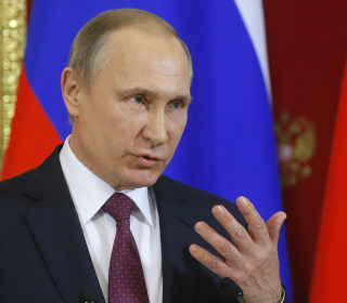 Russia's Putin: Obama Administration Trying to 'Undermine' Donald Trump