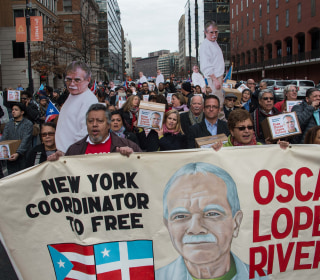 Obama Commutes Sentence of Puerto Rican Oscar Lopez Rivera