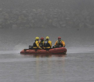 Search Ending for Remains in Lake Erie Plane Crash
