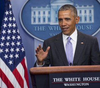 President Obama Faces White House Press Corps One Last Time