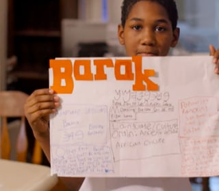 Growing Up Barack: Meet Three Boys Named After President Obama