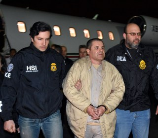Mexican Drug Lord Joaquin 'El Chapo' Guzman Extradited to U.S.