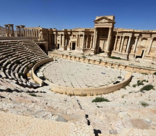 ISIS Destroys Another Roman Monument in Palmyra, Syria: Official