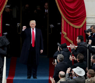 LIVE BLOG: Full Coverage of Donald Trump's Presidential Inauguration