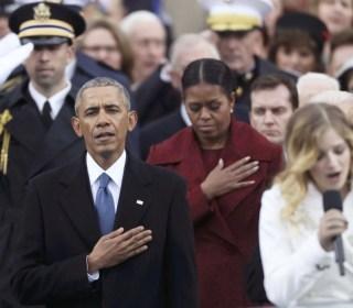 #ThanksObama: America Shows Love for Former President Online, on Street