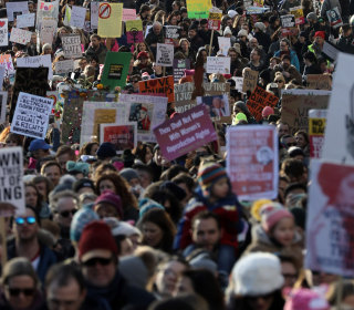 Women's March in Washington Echoed in Cities Around the World