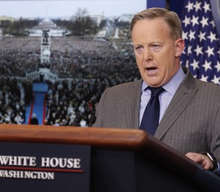New White House Press Secretary Blasts Media Over Crowd Size Reporting