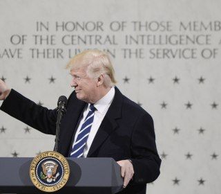 Ex-CIA Boss Brennan, Others Rip Trump Speech in Front of Memorial