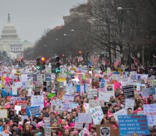 If Women's March Was 'Beginning of a Resistance,' What's Next?
