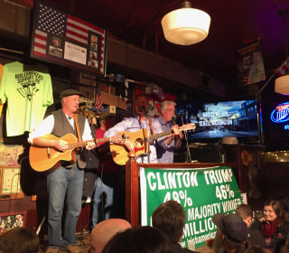 An Irish Wake for Democrats on Trump's Inauguration Weekend