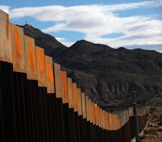 DHS Draft Report Outlines Plans for Trump's Border Wall