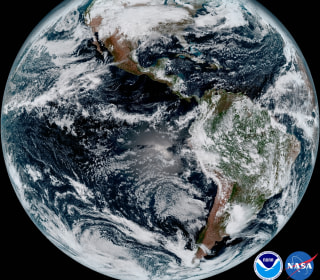 NOAA's New Satellite Reveals Earth in Stunning Detail