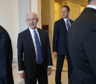 Sen. Jeff Sessions Wins Senate Committee Approval for Attorney General Post