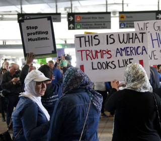Global Demonstrations Over Trump's Policies Heat Up Amid Anger Over Travel Ban