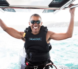 Life after the White House: How Obama spent his first year out of office