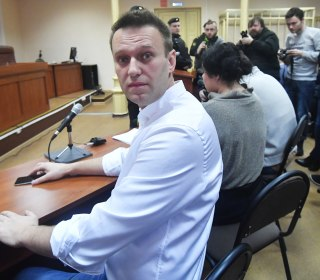 Alexei Navalny: Russian Court Convicts Main Opposition Leader