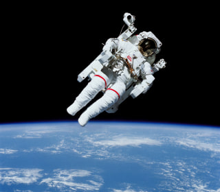 New spacesuit will rescue astronauts who become lost in space