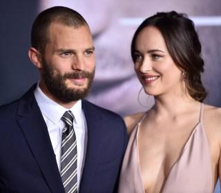 'Fifty Shades' Franchise Whipping Up Interest in Bondage