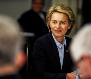 Germany's Defense Minister: Trump is Committed to NATO